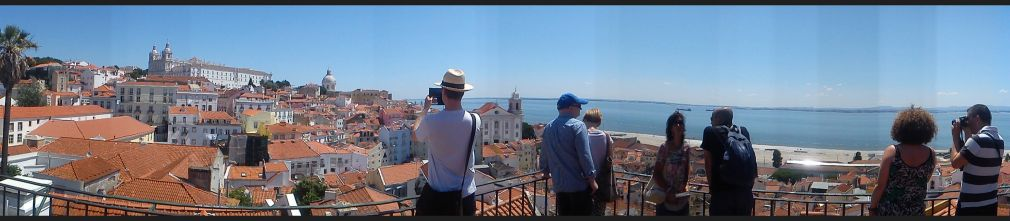 Lissabon Zentrum